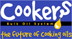 Cookers is a large supplier of complete cooking oil systems for restaurants, hotels and fast food outlets, requiring a high level of security.