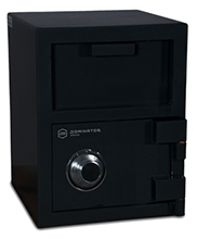 DEPOSIT SAFES offer cash management solutions providing controlled access and simple functionality with over 30 design configurations..