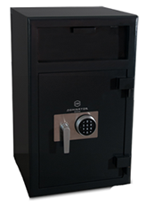 Controlled access via a separate lockable internal compartment, allows the DD-3 to offer higher levels of security.