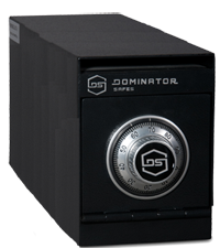 While maintaining the size of the previous model, the UC-2 under counter deposit safe provides an alternate orientation for added storage depth.