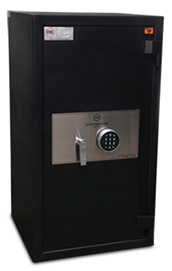 The largest in the range, the DS-4 Fire Safe caters for high volumes of secure storage while maintaining all of the qualities and features..