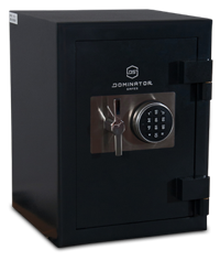 An efficient use of space, additional locking points and increased security features found in the HS-2 safe allow it to provide unrivalled value