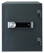 Yale Document Fire Safe - Large - 25.3 litre Electronic Safe. Protects passports and other precious paper documents from fire