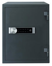 Yale Document Fire Safe - Extra Large - 36.9 litre Electronic Safe. Protects passports and other precious paper documents from fire